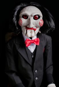 Saw-L-039-enigmista-Billy-Puppet-Prop-Rep-Trick-or-Treat-Studios-Jigsaw-Pupazzo-1-1