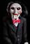 Saw-L-039-enigmista-Billy-Puppet-Prop-Rep-Trick-or-Treat-Studios-Jigsaw-Pupazzo-1-1 miniatura 1