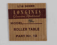 Longines Genuine Material Part 12 Roller Table For Longines 5l