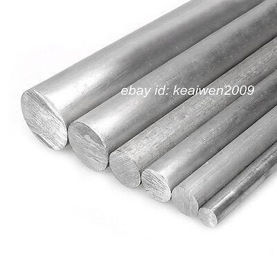 """Aluminum Round Bar Rod 3/"""" Diameter 6061 x 2/"""""""