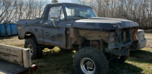 1979 ford bronco project