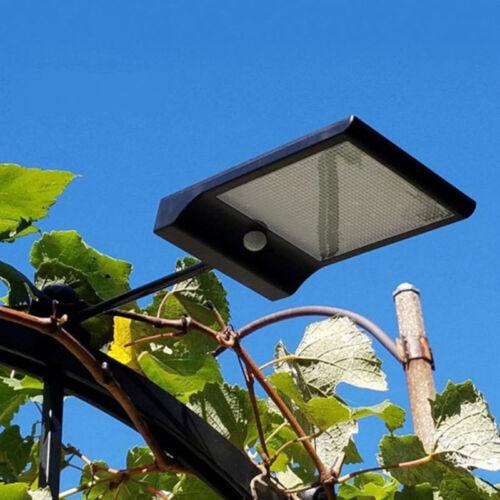 36LED Solar Power Street Lights PIR Motion Sensor Garden Security Outdoor Lamps