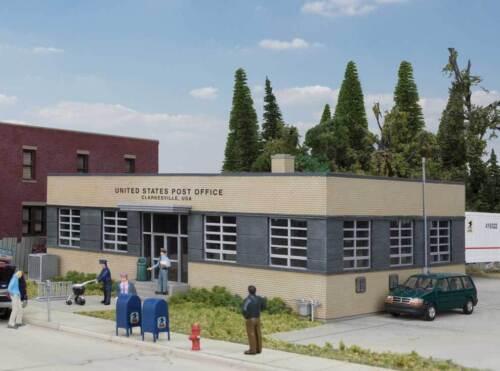 Pista h0 4200 nuevo kit post office
