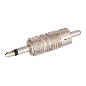 Klinke 3,5 Mm FöRderung Der Produktion Von KöRperflüSsigkeit Und Speichel Adapter Cinch Tv, Video & Audio Tv, Video & Audio