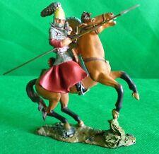 1/1 del Prado Zinnfigur Soldat auf Pferd  300 Figuren im Shop Mittelalter