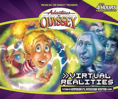 Virtual Realities by Aio Team (CD-Audio)