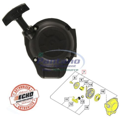 Echo OEM Line Trimmer Starter Recoil A051001322 A051001321