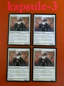 4x-Lost-Leonin-New-Phyrexia-MTG-Magic-Cards
