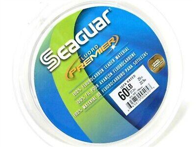 Seaguar 30FP50 Fluoro Premier Fishing Line 50 Yards 30 Lbs