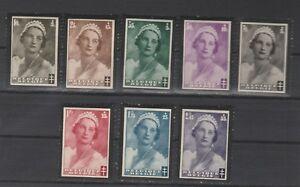 FRANCOBOLLI-1935-BELGIO-REGINA-ASTRID-Z-9317