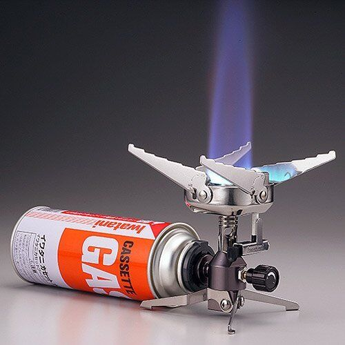 Iwatani CB-JCB JUNIOR COMPACT BURNER (Made in Japan) - butane canister