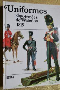 Waterloo-UNIFORMES-DES-ARMEES-DE-WATERLOO-1815
