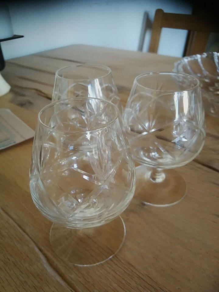 Glas, Cognac glas, Holmgaard