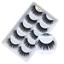NEW-5-Pairs-Layered-False-Eyelashes-Dramatic-3D-Wispy-Lashes-Makeup-Strip-UK thumbnail 10