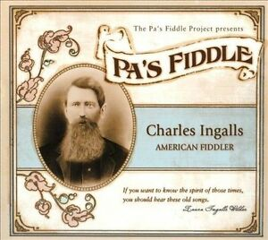 Pa-039-s-Fiddle-Charles-Ingalls-American-Fiddler-Digipak-by-Various-Artists