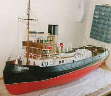 "Caldercraft twin-screw model ship kit: the ""Imara"" -high quality, genuine, new!"