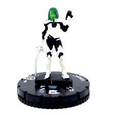 Marvel Heroclix: Guardians Booster Set 001 Gamora Common