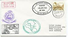 1985 Off Marion Island Geophysical Research Gondwanaland Polar Antarctic Cover