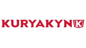 KURYAKYN CHROME BLACK SPEAR HANDLEBAR GRIPS FOR 2015-2017 INDIAN SCOUT 5636