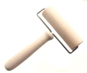 Mini Rullo Mattarello Da Cucina In Legno 13cm Con Manico moc | eBay