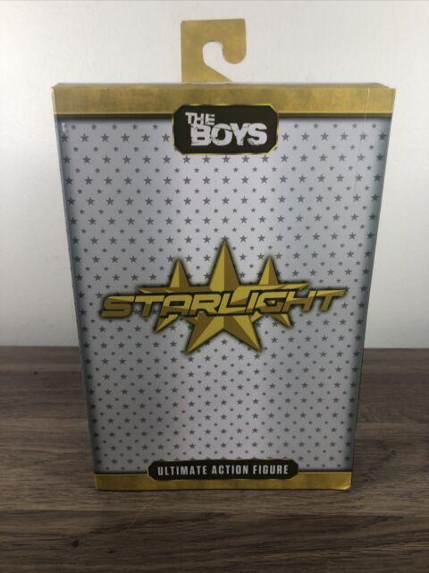 "NECA The Boys Ultimate STARLIGHT 7"" Figure Walmart Exclusive Reel Toys 2021"