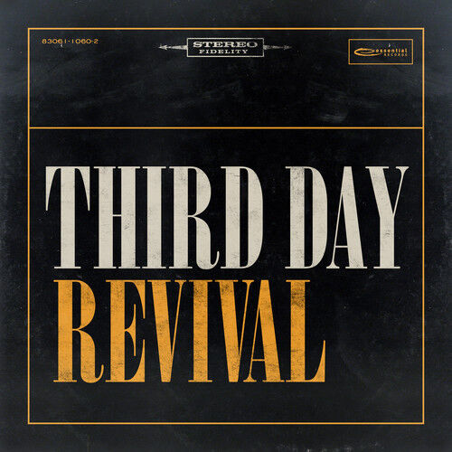 Third Day - Revival [New CD]