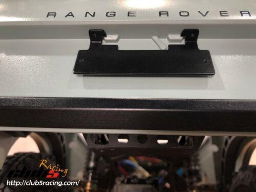Rear License Plate Bracket for Range Rover Classic Body
