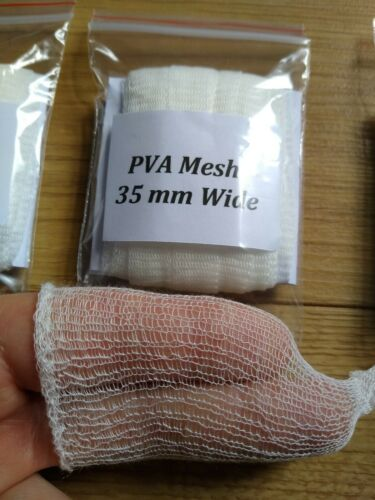 Wide 35mm PVA Mesh Refill 10 metres