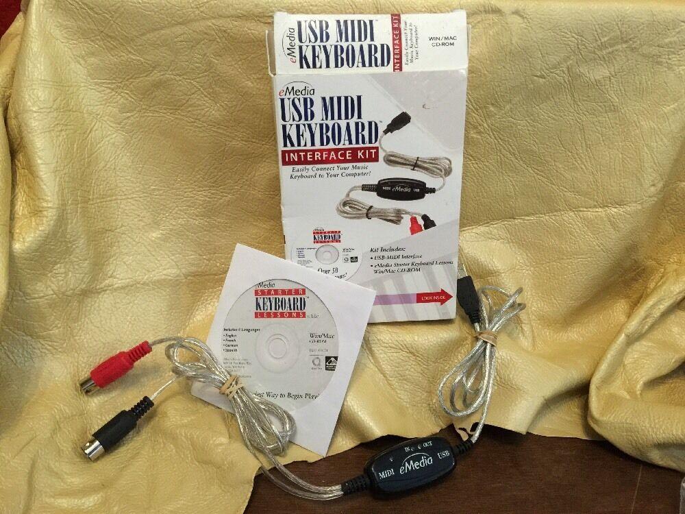 DRIVER: EMEDIA MIDI USB