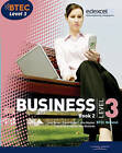 BTEC Level 3 National Business Student Book 2: book 2 by John Bevan, Catherine Richards, Rob Dransfield, John Goymer (Paperback, 2010)