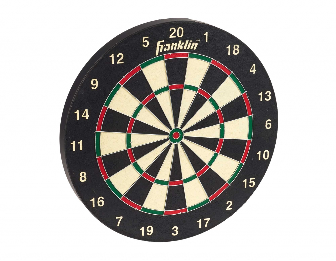 Franklin Pro Wire Bristle Dartboard, Sport, play, recreation, Darts, Dartboard