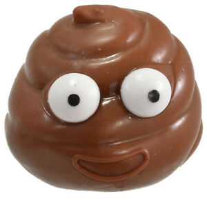 Sticky-Poo-Stretchy-Squeeze-Toy-Kids-Novelty-Gag-Gift-Stress-Ball