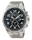 Casio Edifice Herren Uhr mit Alarm Efr-302d-1avuef
