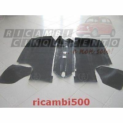 *FRP* LUCCIOLA LATERALE DX=SX  2pz FIAT 500 D F L light