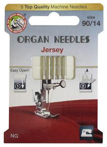 Nähmaschinenna<wbr/>deln Organ Jersey Stärke 90 System 130/705 H