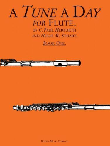 A Tune a Day Flute Book 1 NEW 014034211