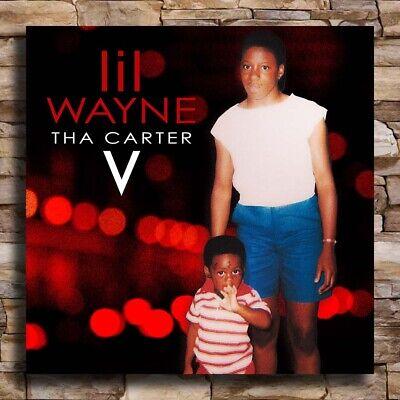 30 24x36 Poster Lil Wayne Tha Carter III Hip Hop Rap Music Album T-1109