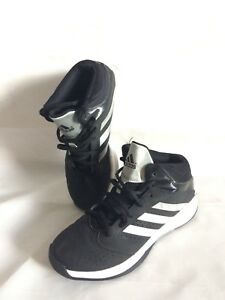 Details about Adidas Torsion System High top Black Sport basketball Shoes  Size5.5