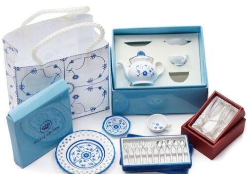 Re-ment Miniature Department Store Shopping 7//F Tableware High Tea Set