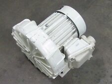 Fuji Electric 29157 Blower With 15 Kw 2 Hp 208v 3425 Rpm 3ph 1 12 Mma2097z