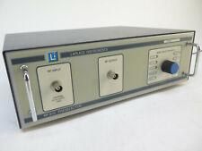 Laplace Instruments Rf 910 Emc Preselector Band B 150khz 30mhz