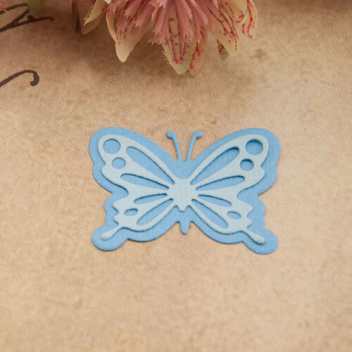 butterfly Metal Cutting Dies Stencil Scrapbooking Paper Card Embossing Craft YJU