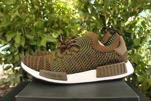 sale retailer 3a072 bfadc Image is loading ADIDAS-NMD-R1-STLT-PK-SZ-12-TRACE-