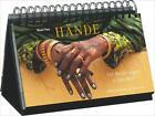 Tischaufsteller Hände von Basil Pao (2016, Ringbuch)