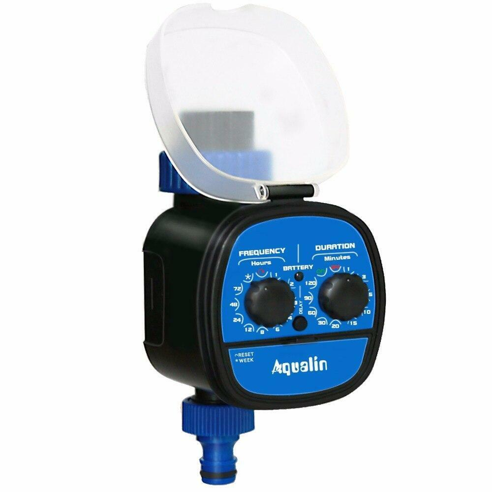 Ball Valve Automatic Water Timer Garden Irrigation System With Delay Function