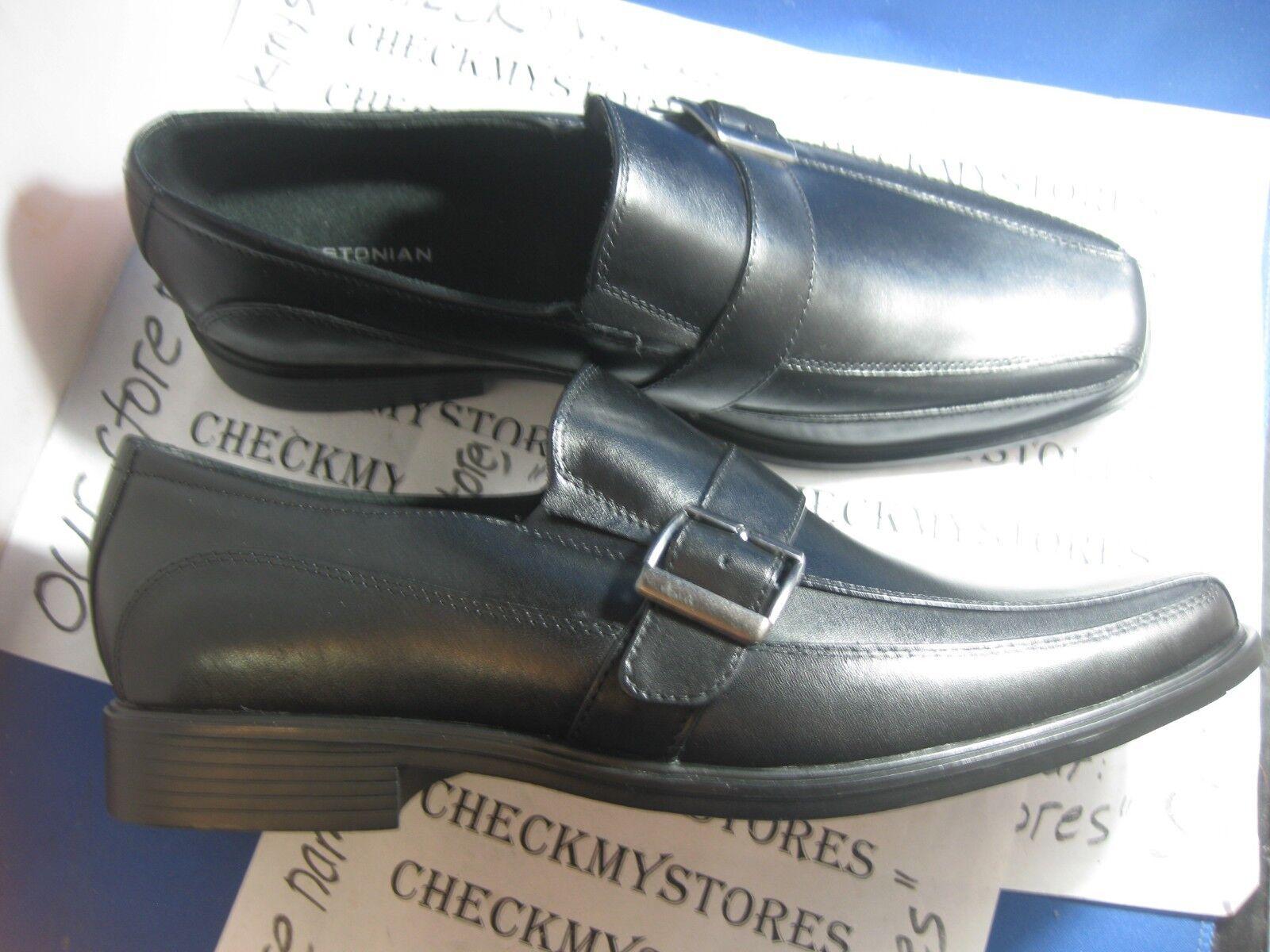 Scarpe casual da uomo  NIB Bostonian Woodworth  PREMIUM LEAHTER SLIP ON  Loafers Shoes COMFORT