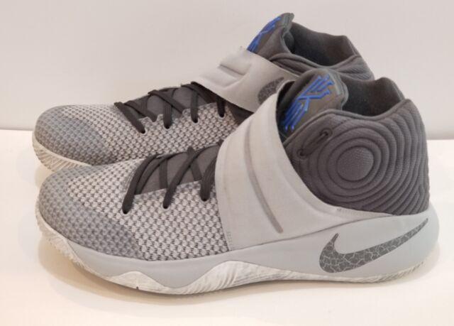 20c990563c10 Nike Kyrie 2 Omega - SIZE 13 819583-004 Grey Brotherhood II Wolf Cool