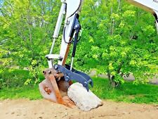 Takeuchi Tb125 Tb225 Tb025 Hydraulic Mini Excavator Thumb Grapple Clamp Claw Cat