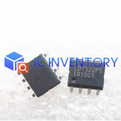 5pcs LD7522PS LD7522 PWM Controller SOP8 SMD
