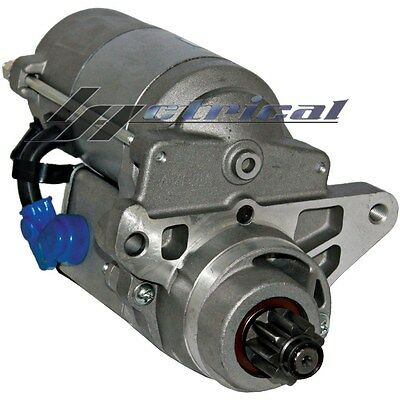 100/% NEW STARTER FOR ACURA TL 3.2L 04 05 06 For// MANUAL TRANSMISSION HD 1.6KW